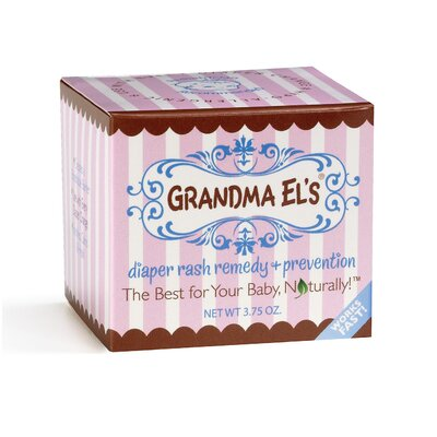 Grandma El Diaper Rash Remedy and Prevention