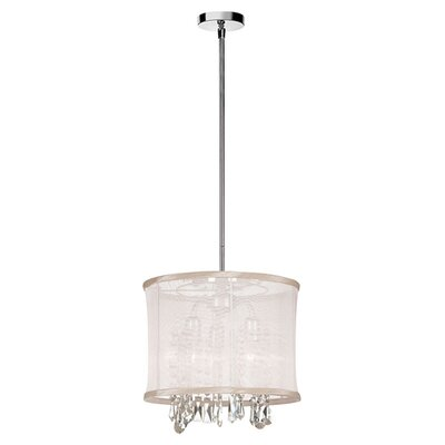 Dainolite 3 Light Chandelier