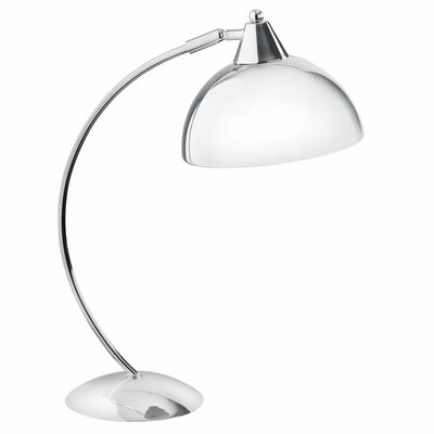 Dainolite 1 Light Arc Desk Table Lamp