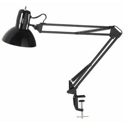 dainolite clamp on task 1 light table lamp. Black Bedroom Furniture Sets. Home Design Ideas