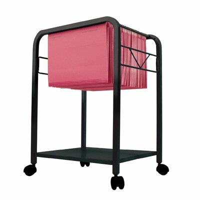 "Dainolite 24"" File Cart"