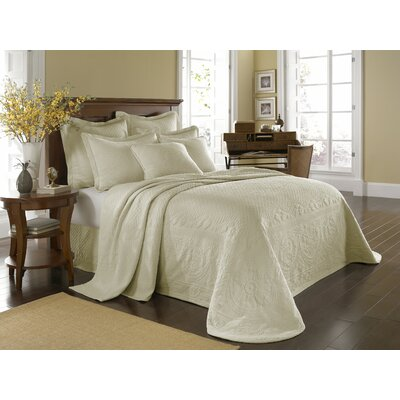 King Charles Matelasse Bedding Collection Wayfair