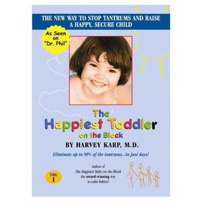 Happiest Baby Inc The New Way to Stop Tantrums and Raise a Happy, Secure Child (DVD)