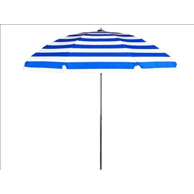 Frankford Umbrellas 7.5' Striped Beach Umbrella