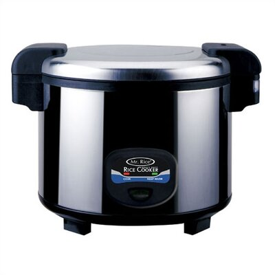 Sunpentown Mr. Rice 35 Cup Rice Cooker