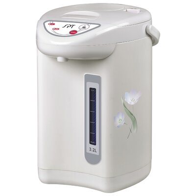 SPT Hot Water Dispensing Pot with Dual Pump System
