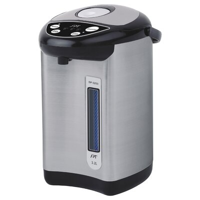SPT Hot Water Dispensing Pot with Stainless Body