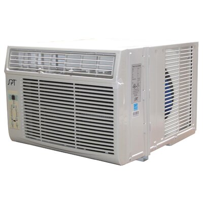 SPT 10,000 BTU Energy Efficient Window Air Conditioner with Remote