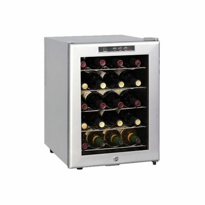 "<strong>Sunpentown</strong> 20 Bottle Wine Cooler ""Digital"""
