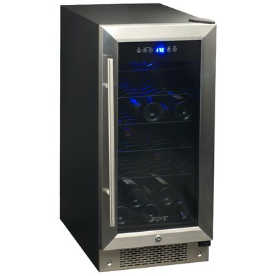 SPT 32 Bottle Under-Counter Wine and Beverage Cooler