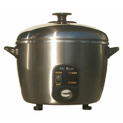 SPT Rice Cooker and Steamer