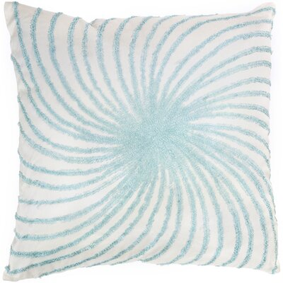 "Rizzy Home T-2431 18"" Decorative Pillow in Cream"