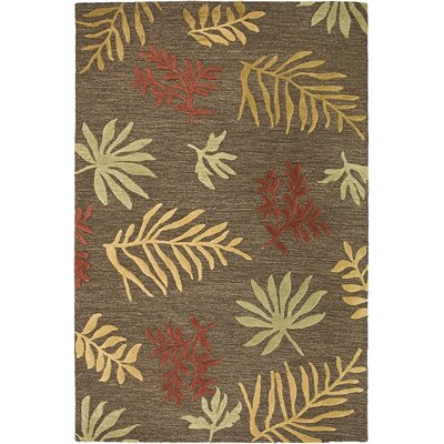 Rizzy Home Dimension Brown Rug