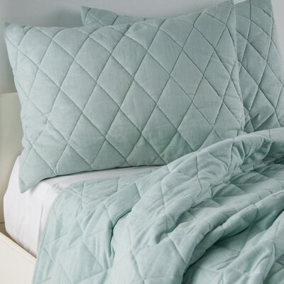 3 Piece Quilted Bed Set