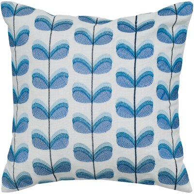 Rizzy Home Leaf Pillow