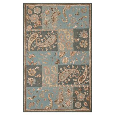 <strong>Rizzy Home</strong> Country Blue Rug