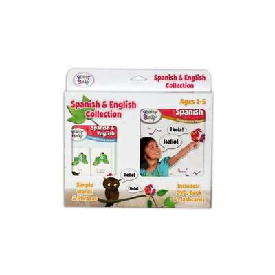 The Brainy Baby Spanish and English Bundle Collection