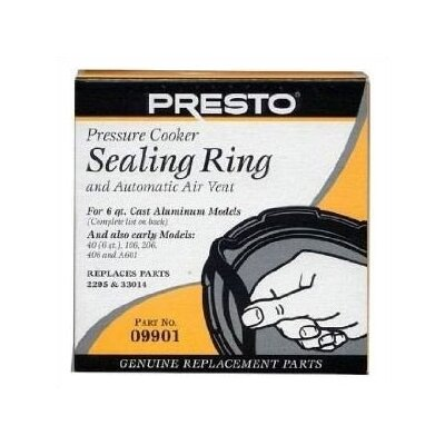 Presto Sealing Ring for 6-qt. Cooker