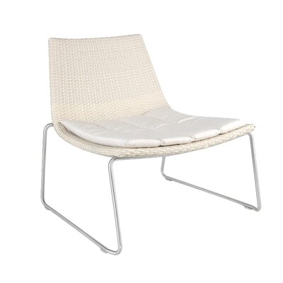 Smith Barnett Dynamic Wicker Lounge Side Chair