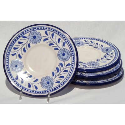 Le Souk Ceramique Azoura Design Saucers (Set of 4)