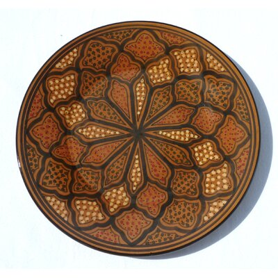 Le Souk Ceramique Honey Design Dinner Plates (Set of 4)