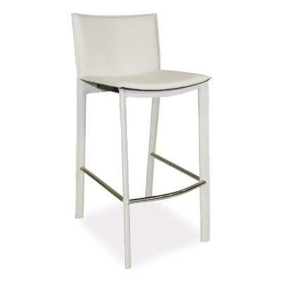 Moe's Home Collection Panca Bar Stool with Cushion
