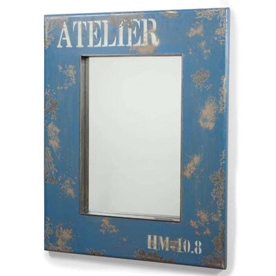 Moe's Home Collection Loft Distressed Mirror