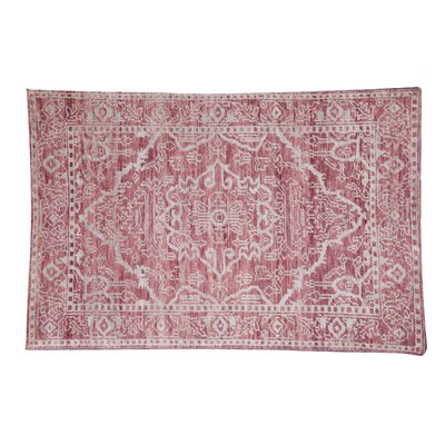 Moe's Home Collection Vintage Aubergine Rug