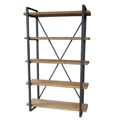 "Moe's Home Collection Lex 78"" Bookcase"