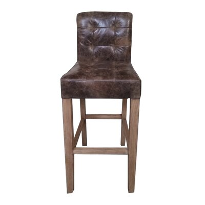 """Moe's Home Collection Whitby 30.7"""" Bar Stool"""