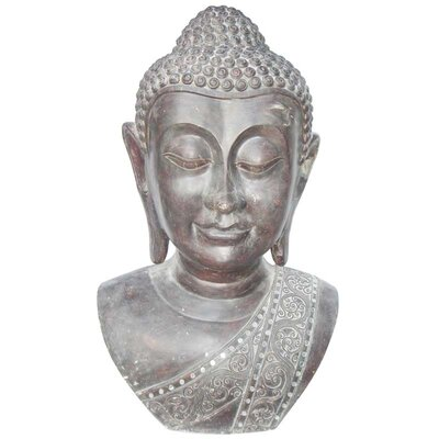 Moe's Home Collection Buddha Bust Statue