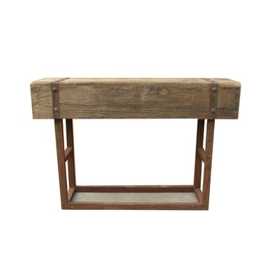 Moe's Home Collection Orso Distressed Dining Table