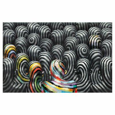 Moe's Home Collection Dreamland Graphic Art on Canvas