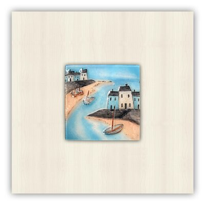 Moe's Home Collection Ocean House Wall Art