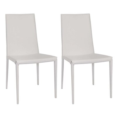 Moe's Home Collection Lusso Parsons Chair (Set of 2)