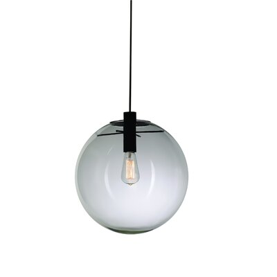 Hallo 1 Light Pendant