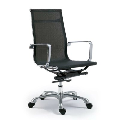 Moe's Home Collection Sigma High-Back Mesh Office Chair