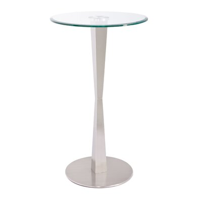 Moe's Home Collection Campo Round Pub Table