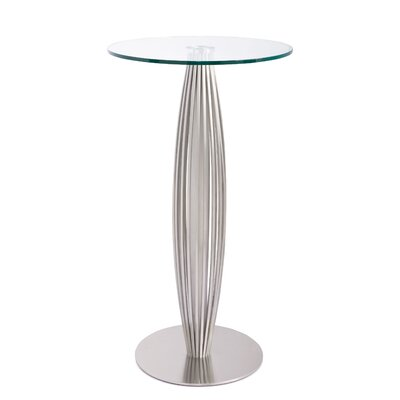 Moe's Home Collection Santos Round Pub Table