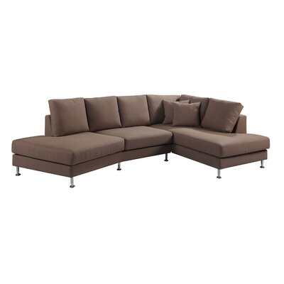 Moe's Home Collection Luigi Right Facing Sectional