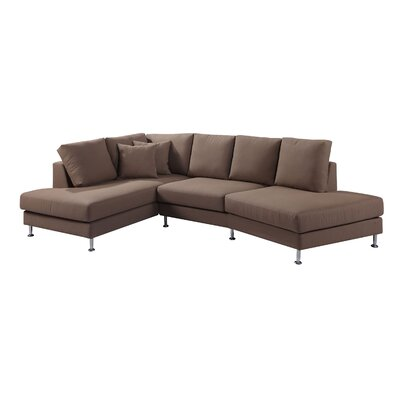 Moe's Home Collection Luigi Left Facing Sectional