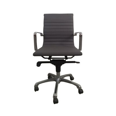 Moe's Home Collection Omega Low-Back Office Chair