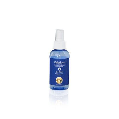 Canine Eye Wash Liquid Drops (4 oz.)