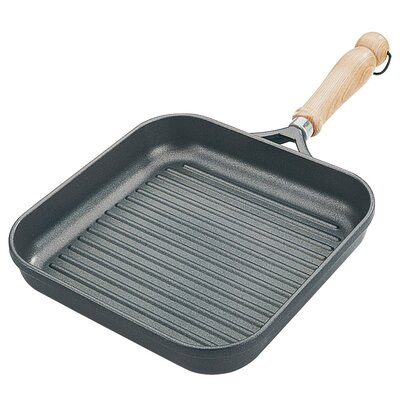 "Berndes Tradition 9.5"" Non-Stick Grill Pan"