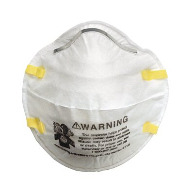 Badger Dust Mask 2Pk