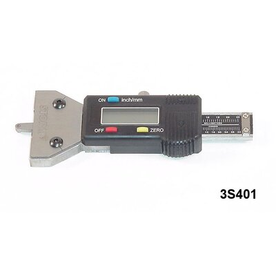 Central Digital Tire Tread Depth Gage