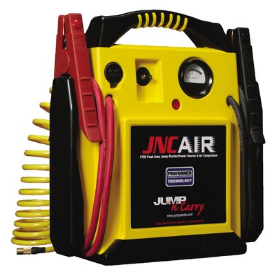 Clore Automotive 1700 Peak Amp12V Jump Start/Air Comprsr