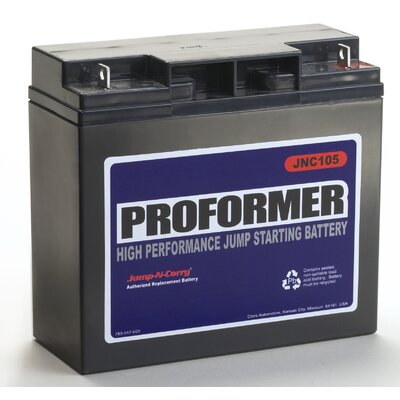 Clore Automotive Clore Performer-Repl Battery
