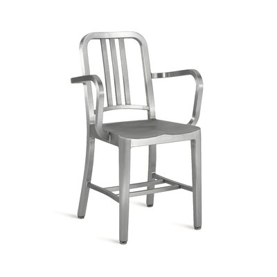 Emeco Navy Dining Arm Chair