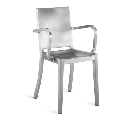 Emeco Hudson Dining Arm Chair